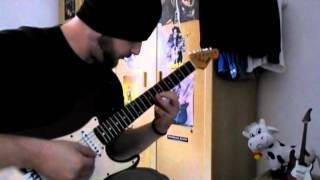 Martin Miller's 20 fusion licks by Rony