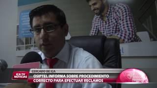 OSIPTEL-PROCEDIMIENTOS DE RECLAMOS.