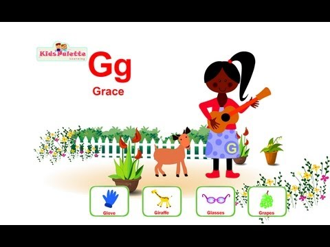 ABC Alphabet Animated Learning Video for children.