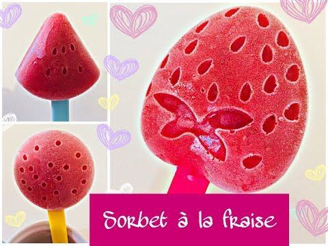 sorbet-à-la-fraise-weight-watchers-recettes