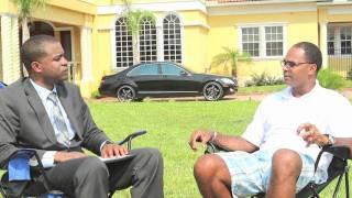 Mark Whitten interviews Kenny Rushing