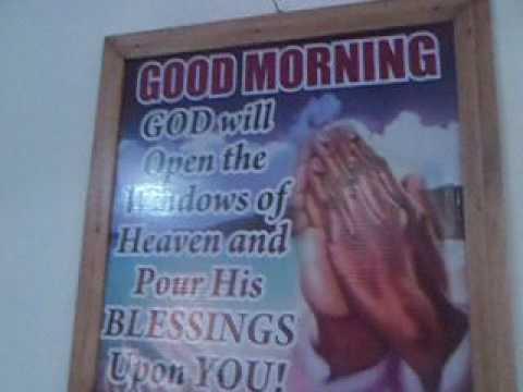 Foursquare Gospel Church, Ali Dada
