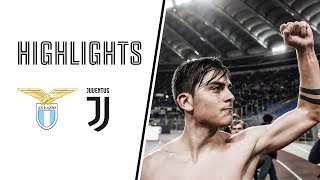 HIGHLIGHTS: Lazio vs Juventus 0-1 - Serie A - 03.03.2018