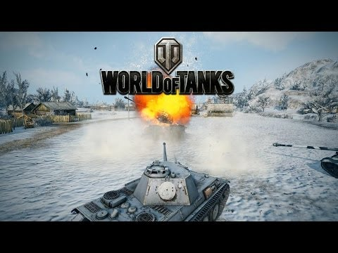 World of Tanks - We Have Ways Of Making You Talk!