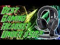 Best Gaming Headset Under 50 Corsair HS50 Stereo Gaming Headset mp3