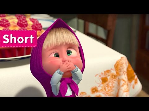 Thumbnail: Masha and The Bear - How to get rid of hiccups. Method 1 (Hold your breath!)