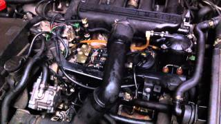 moteur 406 td