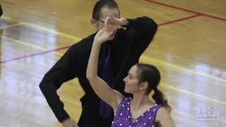 Rachel & Michael takes on the Competition at the Harvard Ballroom Dancing Competition
