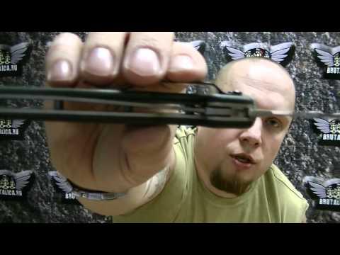 Ontario RAT-1  обзор ножа