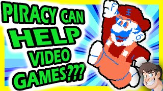 ☠️ 5 Times Piracy HELPED The Video Game Industry | Fact Hunt | Larry Bundy Jr