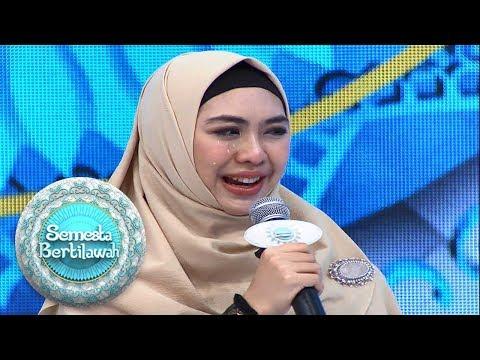 Kak Oki Menangis Mendengar Merdunya Suara Sheikh Abdulkarim - Semesta Bertilawah (12/6)