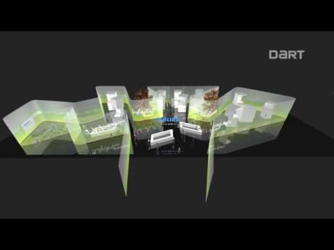 D'art Design Gruppe – Philips Light & Building 2010, Mediatecture