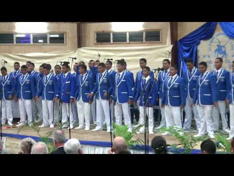 Good Old Acapella | Tupou College | Royal Sesquicentennial  Music Festival