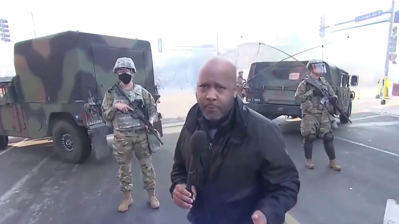 Жесть! В США начался Черный Майдан. Белый Дом в панике. Массовые протесты по всей Америке MyTub.uz