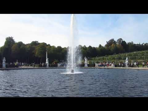I'm at Sanssouci Palace ,Potsdam , Germany 30 September 2017 Part 2