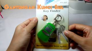 Download lagu Gantungan Kunci Siul Whistle Key Finder MP3