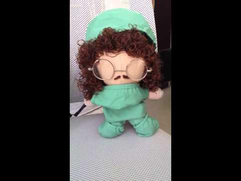 Little Al Like A Surgeon