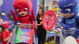 Smyths Toys - PJ Masks Trolley Mission 5 Minute Clip