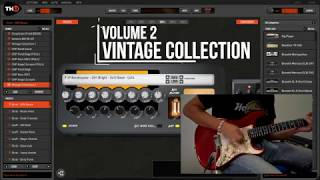 Vintage Collection 2 - Overloud TH-U Rig Library