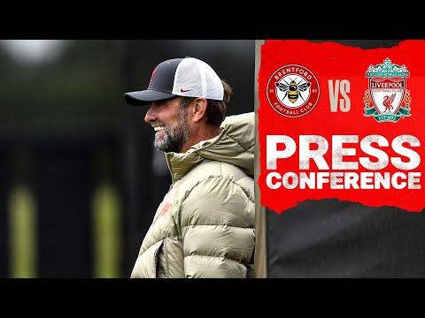 Jürgen Klopp's pre-match press conference | Brentford