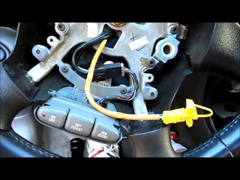 hqdefault how to grand am audio steering wheel controls part 1 youtube  at bakdesigns.co