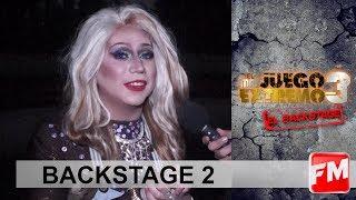 El Juego Más Extremo 3 | Backstage 02 | Canal Femme