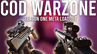 Call of Duty Warzone Season One Meta Loadout!