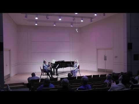 PSU Faculty Recital 2017