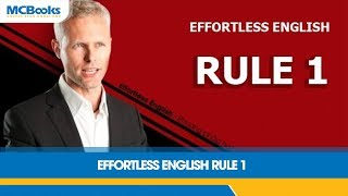 Effortless English Rule 1 ( Engsub)