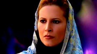 Айша Каддафи – верная дочь своего отца Муаммара Каддафи !
