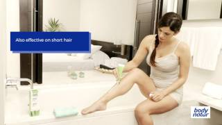 Hair removal cream for the body