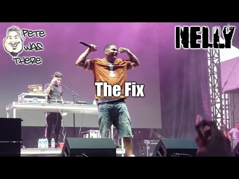 Nelly - The Fix (ACL Music Fest, Austin, TX 10/06/2018) HD