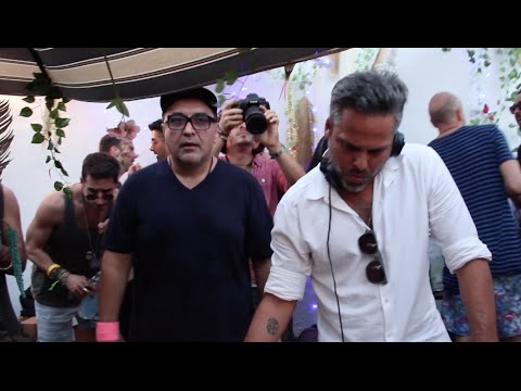 SDEM SUNSET SESSIONS - BEHROUZ b2b EDUARDO CASTILLO (WMC 2015)