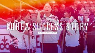 Throwing Stones: Korea's Success Story