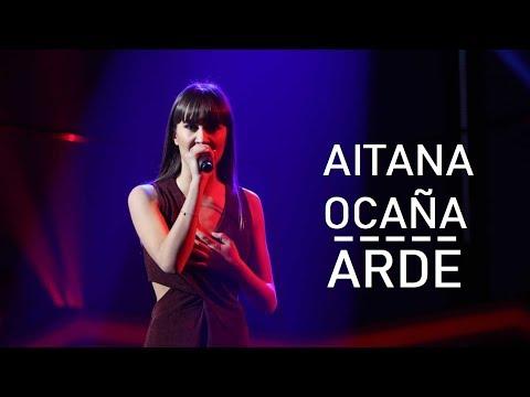 OT Arde - Aitana Ocaña Letra