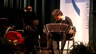 Tanguarda-Bandoneon part 1-March Music Days, Ruse, Bulgaria, March 27th 2012