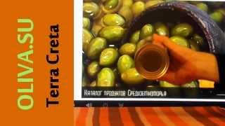OLIVA.SU - оливковое масло ESTATE - 1 литр(Презентация оливкового масла Terra Creta Estate - 1 литр в жестяной банке. Estate - регион на острове Крит. Нанесением..., 2013-12-16T18:04:32.000Z)