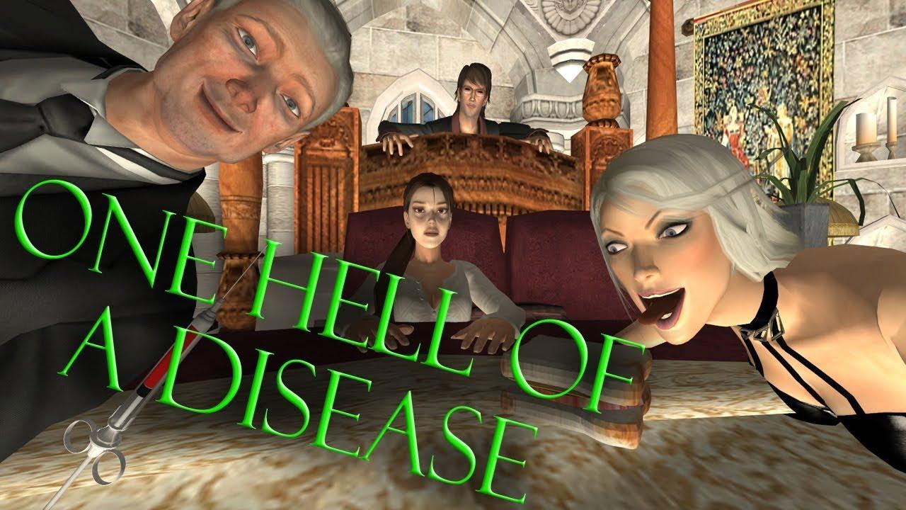 Xnalara animation one hell of a disease youtube xnalara animation one hell of a disease ccuart Gallery
