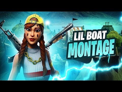 """""""Lil Boat"""" A Fortnite Montage (EDITED BY VAULTIAXE)"""