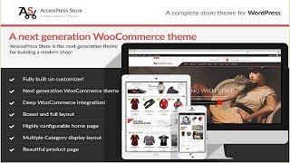 Erstellen von E-Commerce-Website in WordPress    Online-Shop für Indien    Teil 1 [Hindi/Urdu]