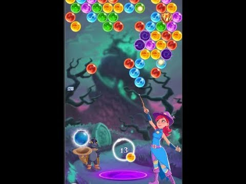 Bubble Witch 3 Saga Level 949