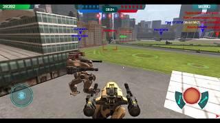 War Robots - Война роботов (качаем нулевый аккаунт) #2