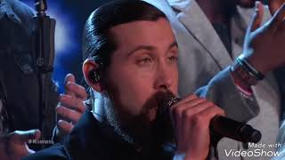Pentatonix God Rest Ye Merry Gentlemen live (Rachael Ray show / Jimmy Kimmel)