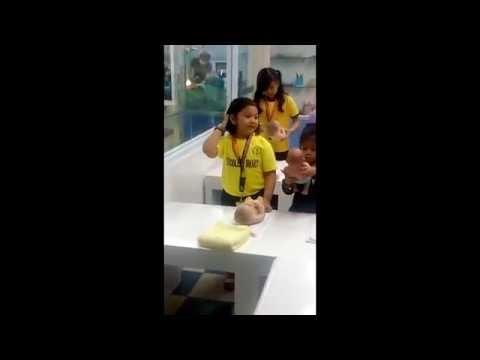Kidzania Manila - Hospital (Baby Care)