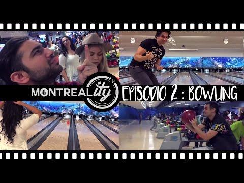Montreality (episodio 2) - Festejando en el Bowling