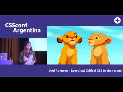 Speed up! Critical CSS to the rescue