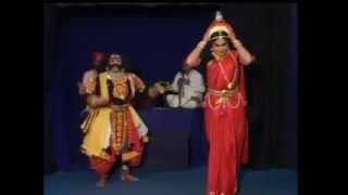 Chittani as Bhasmasura