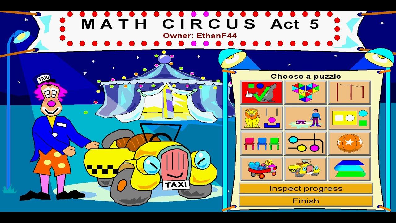 math circus 2 free online game