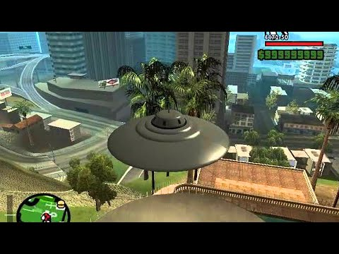GTA San Andreas - Cheats PC/XBOX 360/PS2/Mobile/Android