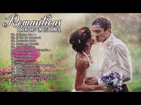 Música romántica para trabajar y concentrarse 💘 Las Mejores Canciones romanticas en Español